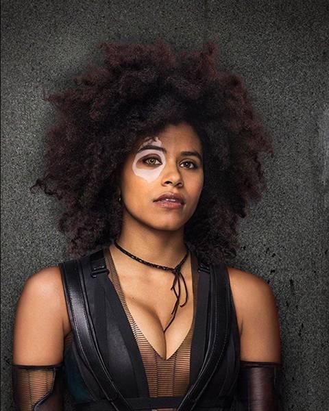 영화 조커에 출연한 흑인 여배우 | 인스티즈
