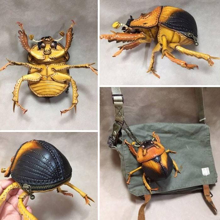 열도의 곤충 가방 | 인스티즈