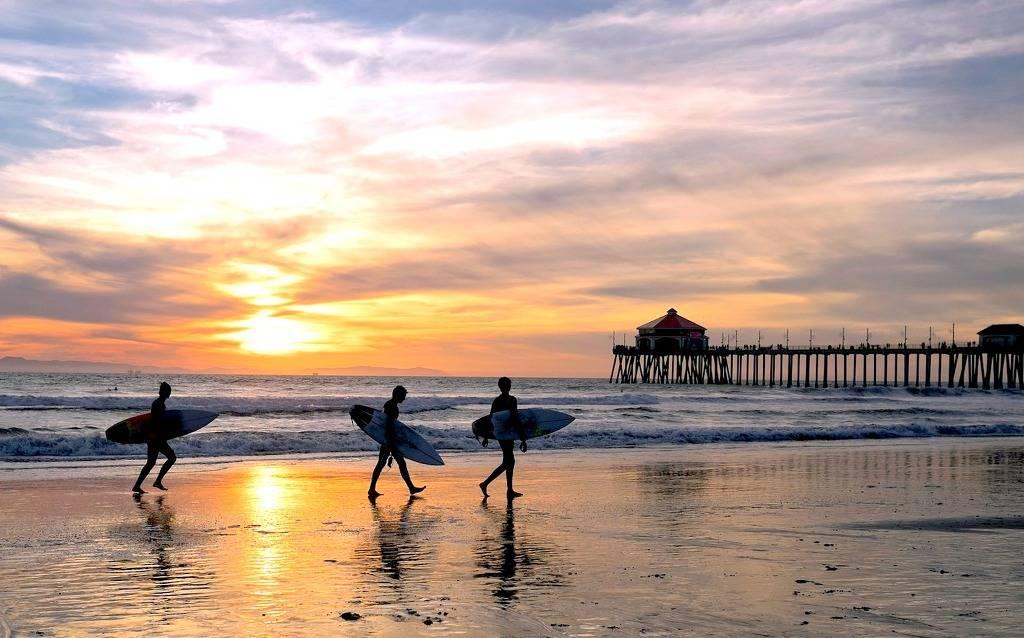 서퍼들의 천국 헌팅턴 비치 Huntington Beach   인스티즈