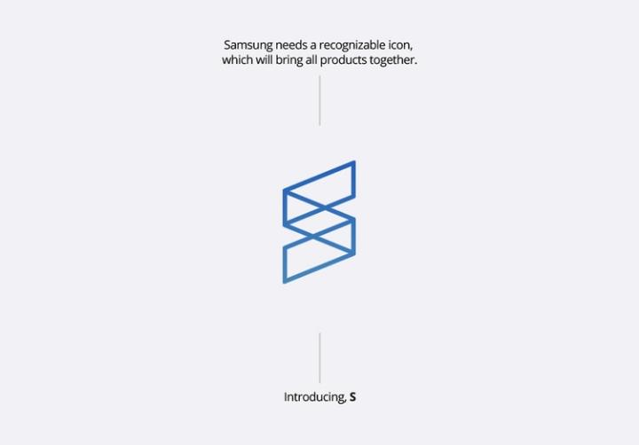 해외 네티즌이 만든 삼성 로고 | 인스티즈