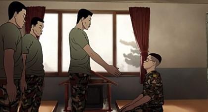 현실적인 군대 애니메이션 창 | 인스티즈