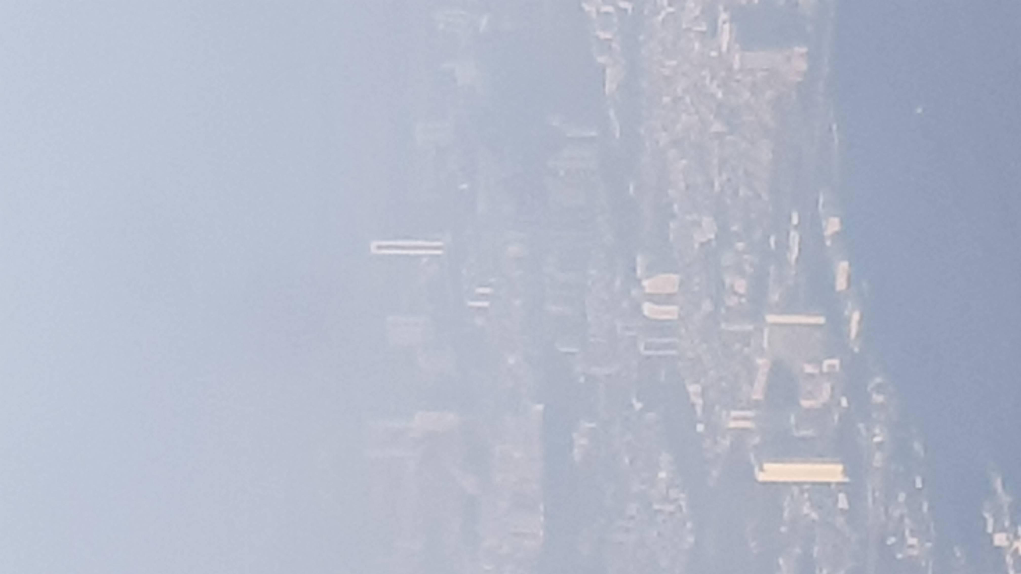 서울 오늘자 항공사진   인스티즈