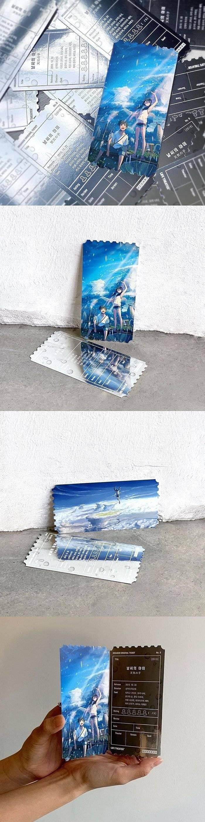 역대 메가박스 오리지널 티켓 시리즈.jpg | 인스티즈