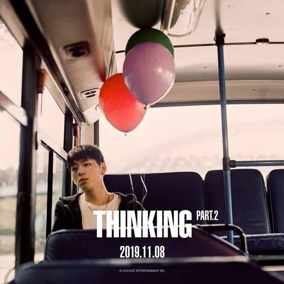 8일(금), 지코 정규 앨범 1집 'THINKING Part.2' 발매 | 인스티즈