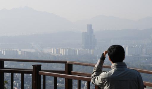 [속보] 국내 미세먼지에서 중국발은 32% | 인스티즈