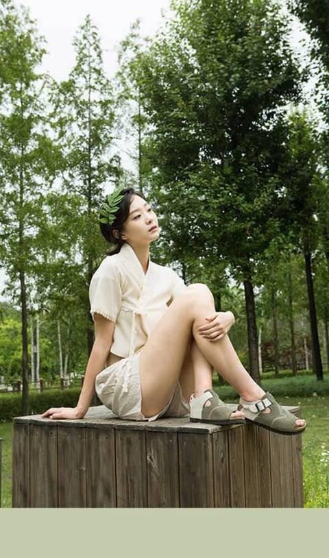 마녀 김다미 피팅모델 시절.jpg | 인스티즈
