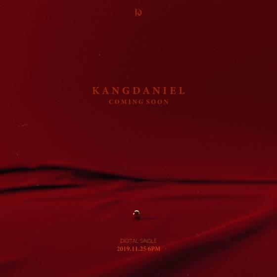 25일(월), 강다니엘 디지털 싱글 발매 | 인스티즈