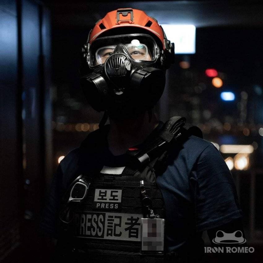 홍콩 취재가는 한국기자 장비 | 인스티즈