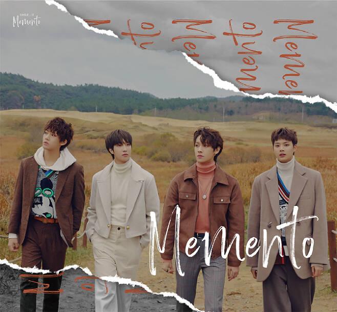 29일(금), 아이즈 싱글 앨범 'Memonto' 발매 | 인스티즈