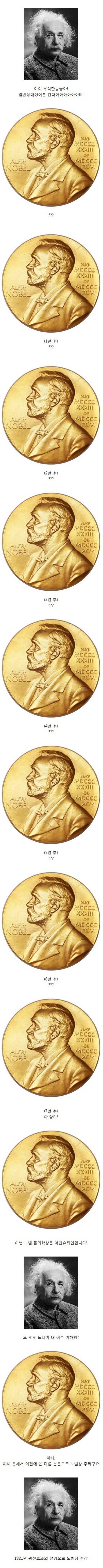 최고 업적으로도 노벨상을 받을 수 없었던 이유 .jpg | 인스티즈