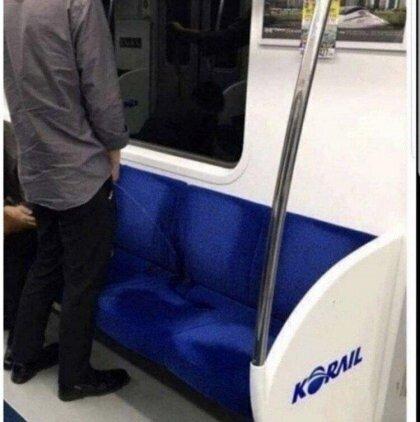 지하철 타면 의자에 안앉는 이유 | 인스티즈