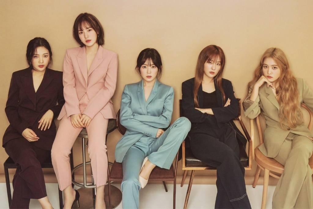 걸그룹 이름처럼 확실한 컨셉의 2020년 레드벨벳 시즌그리팅 | 인스티즈