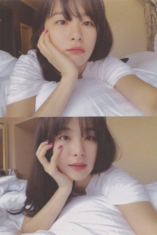 레드벨벳 슬기 영화 조커 보기 전과 후 그림 차이   인스티즈