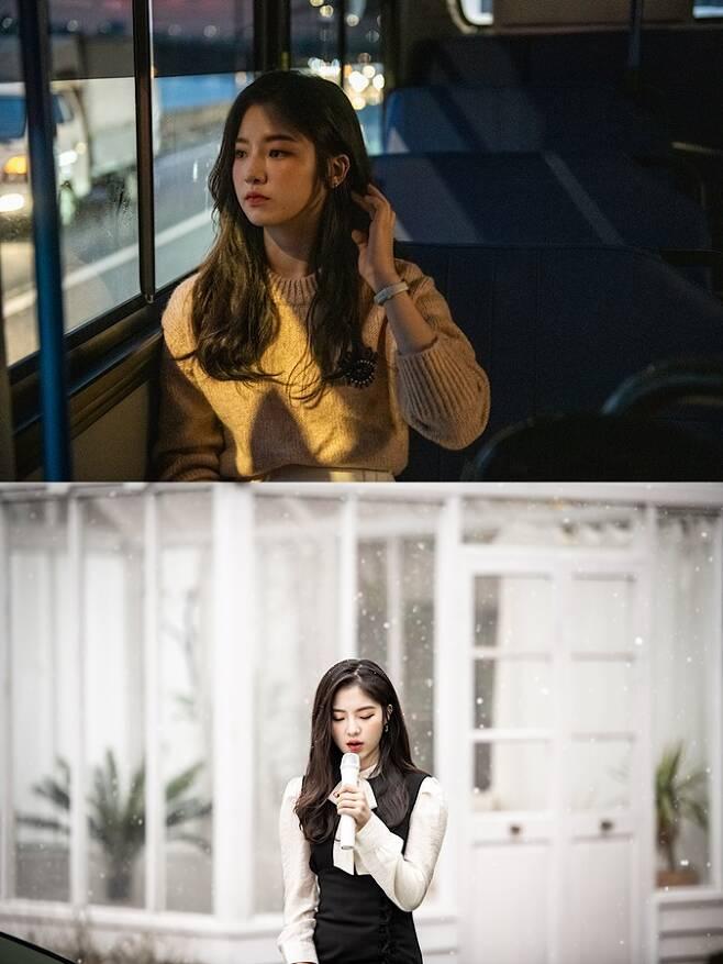 6일(월), 정효빈 디지털 싱글 '가끔은' 발매 | 인스티즈