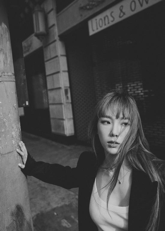 15일(수), 태연 정규 앨범 2집 리패키지 앨범 'Purpose' 발매 | 인스티즈