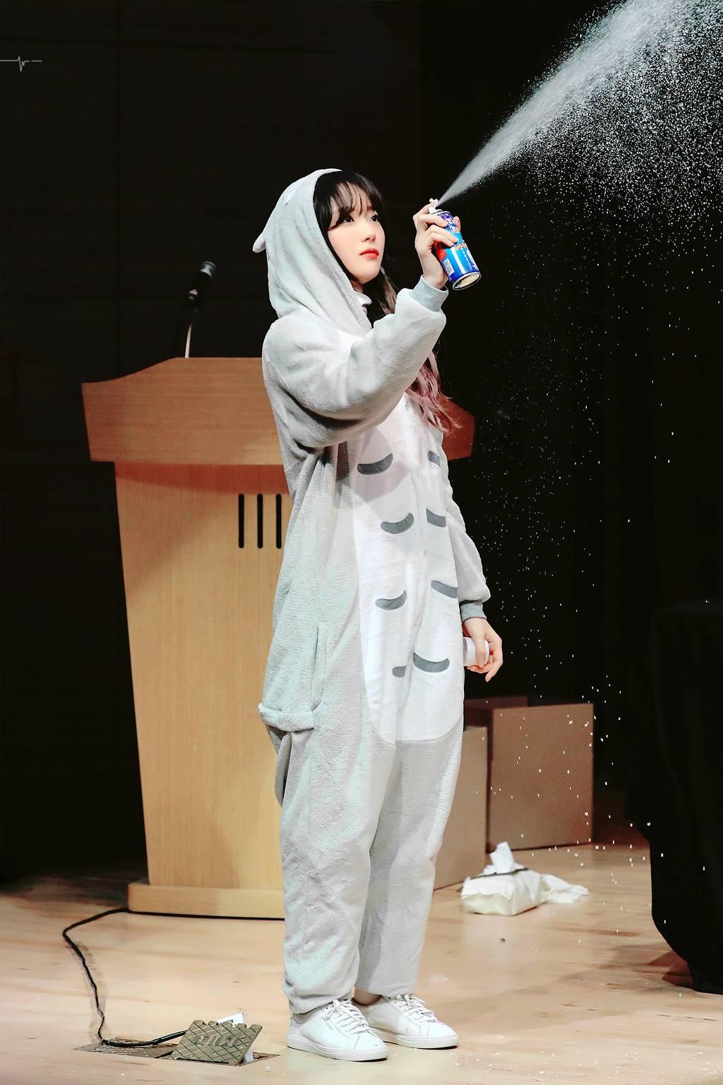 우주소녀 보나+루다.jpgif | 인스티즈