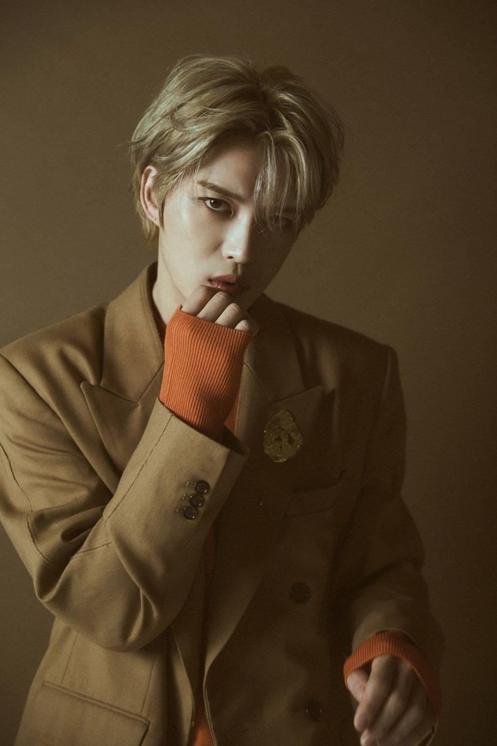 4년만에 새앨범 나온 김재중 비쥬얼 | 인스티즈