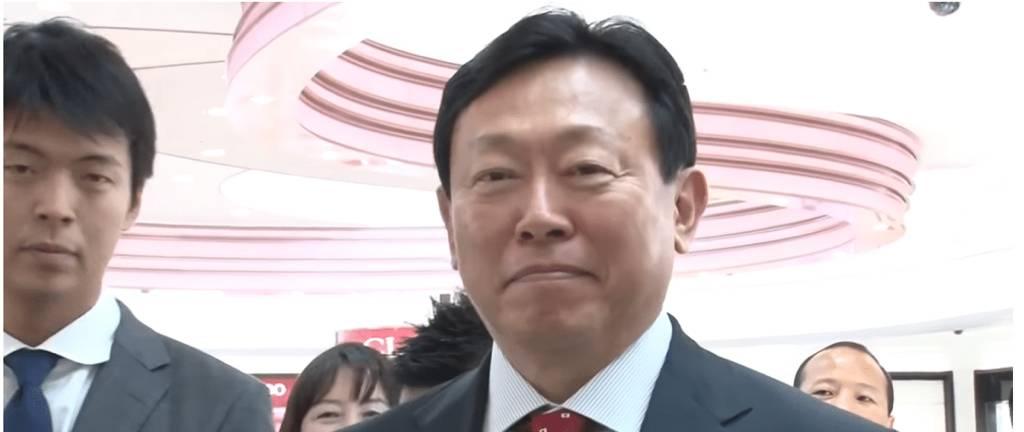 롯데그룹의 유력한 후계자 시게미쓰 사토시.jpg   인스티즈