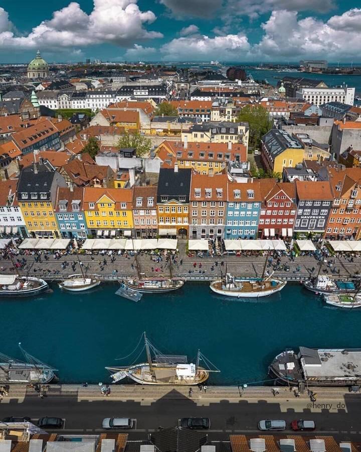 동화속 풍경같은 덴마크 코펜하겐의 사진들...jpg | 인스티즈