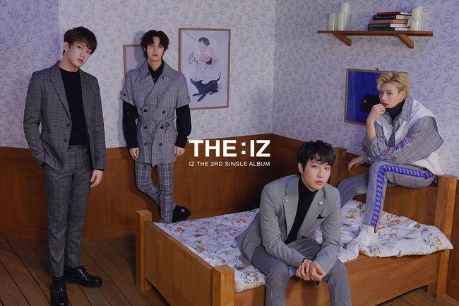 31일(금), 아이즈 싱글 앨범 'THE:IZ' 발매 | 인스티즈