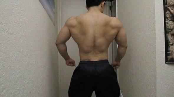 디시 헬스 갤러리 일반인 최강자 뚫뗅의 운동 능력.gif | 인스티즈