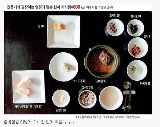전문가가 권장하는 명절 한 끼 식사.JPG | 인스티즈