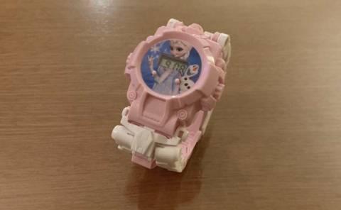 일본 겨울왕국 엘사 시계 굿즈 | 인스티즈