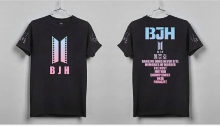 미국 배급사에서 만든 봉준호 티셔츠 (feat. BTS)   인스티즈