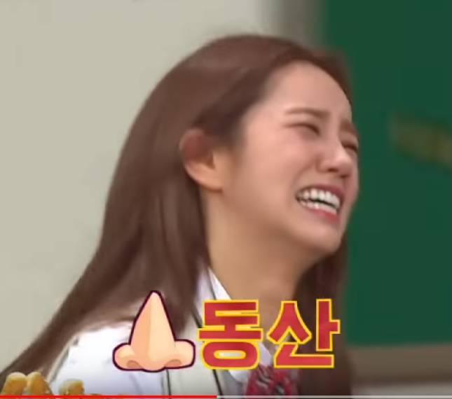 혜리 별명 맞추려는 형님들의 드립 (feat.뉴코커)   인스티즈
