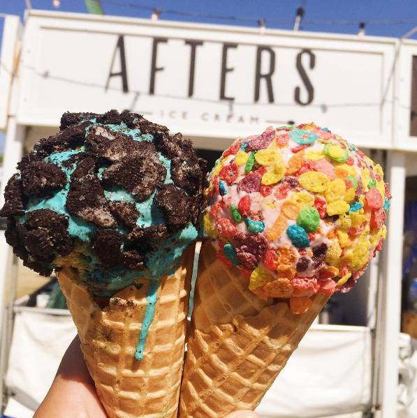 캘리포니아에서 파는 아이스크림   인스티즈