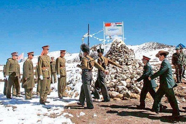 인도, 중국간 국경지대.JPG | 인스티즈