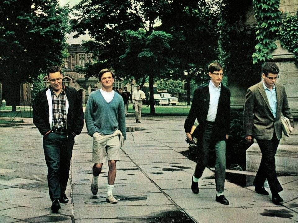 50년 전 미국 대학생들의 패션.jpg   인스티즈