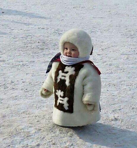 러시아의 아기 방한복.jpg | 인스티즈