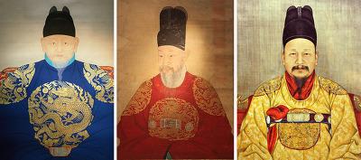 조선시대 세자들의 곤룡포가 남색(흑색)인 이유 | 인스티즈