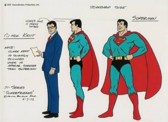 슈퍼맨으로 보는 자세교정의 중요성   인스티즈