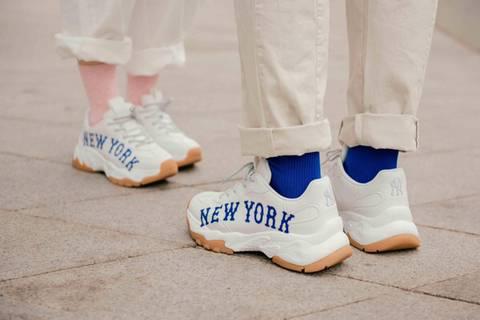 한창 유행하다가 이제는 거의 안보이는 신발   인스티즈