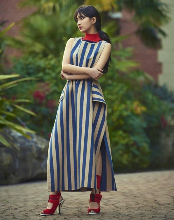밀라노 패션쇼....수지....JPG | 인스티즈