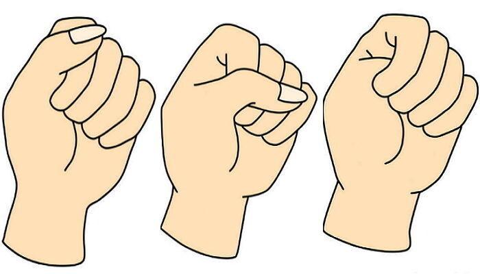 손가락은 영어로 핑거 그럼 주먹은? | 인스티즈