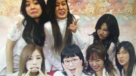 걸그룹 얼굴 몰아주기 랭크 | 인스티즈