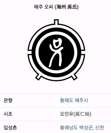북한이 본관이지만 한국에 많이있는 성씨 TOP 2.jpg   인스티즈