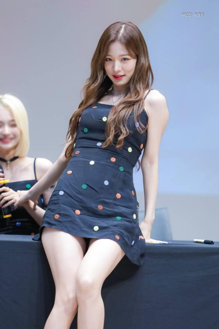 섹시큐티 이채영.gif | 인스티즈