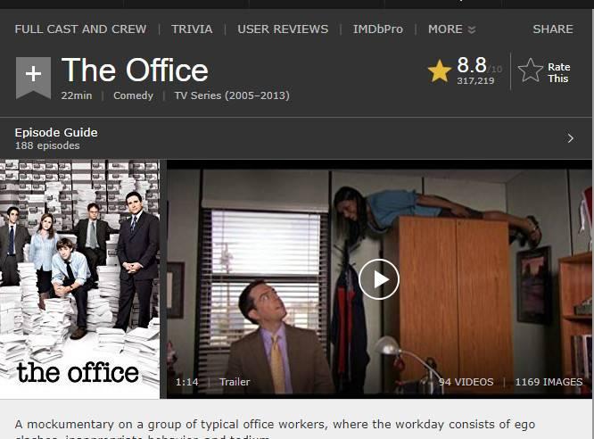 죽기전에 꼭 봐야하는 미드들(IMDB 평점 최상위권) | 인스티즈