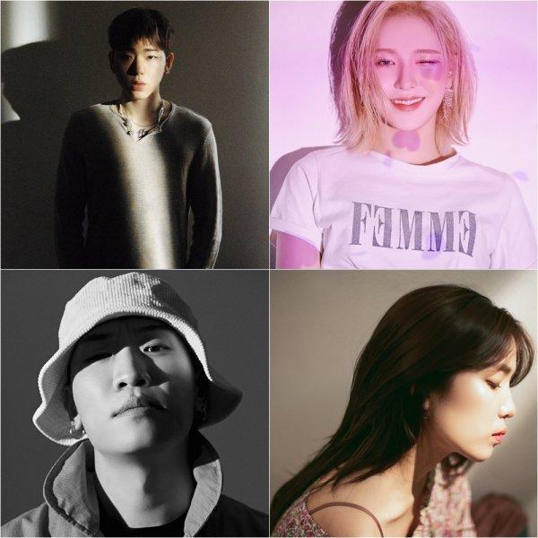 16일(토), 지코+웬디 드라마 '더킹' OST '나의 하루는 다 너로 가득해' 발매 | 인스티즈