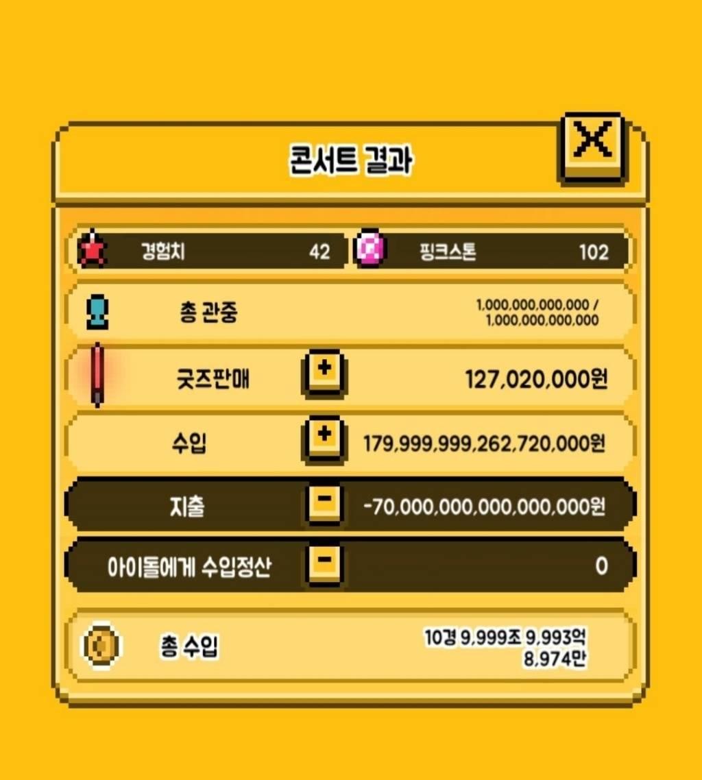 더이상 돈의 가치가 사라진 월간아이돌 | 인스티즈