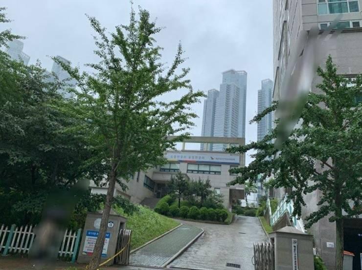 [단독] 해운대 오피스텔 옥상에서 투신한 젊은 남자, CCTV 살펴보니…   인스티즈