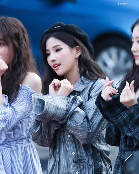 걸그룹 (여자)아이들에서 제일 이쁜 멤버는? | 인스티즈