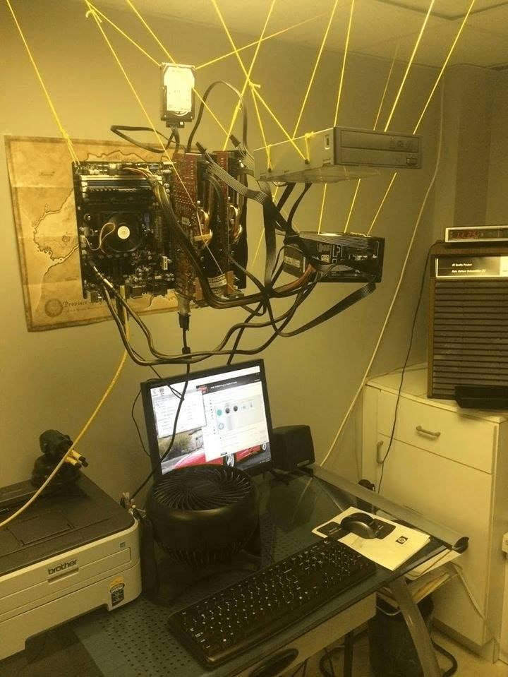 컴퓨터 발열을 완벽하게 잡는 공냉시스템 | 인스티즈