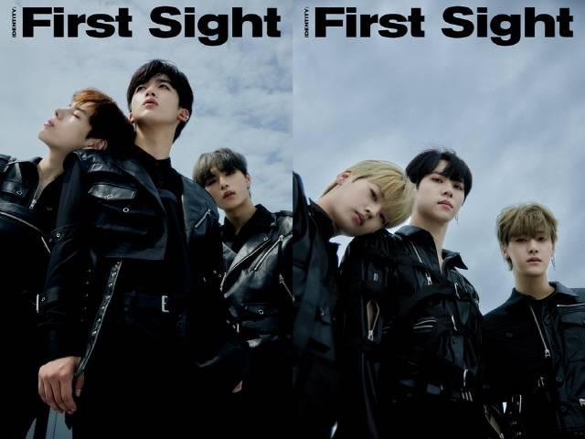 5일(월), 위아이(WEi) 데뷔 미니 앨범 1집 'IDENTITY : First Sight' 발매 | 인스티즈