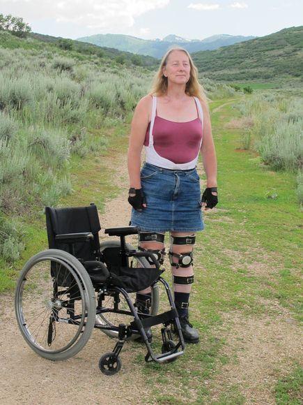보면 물음표 밖에 안 나오는 '트랜스 장애인' | 인스티즈