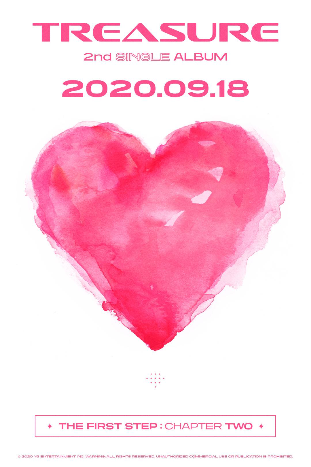 18일(금), 트레저(TREASURE) 싱글 앨범 2집 'THE FIRST STEP : CHAPTER TWO (타이틀 곡: 사랑해 (I LOVE YOU))' 발매 | 인스티즈